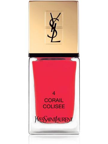"""Yves Saint Laurent Nagellak """"La Laque Couture - 4 Corail Colisee"""", 10 ml"""