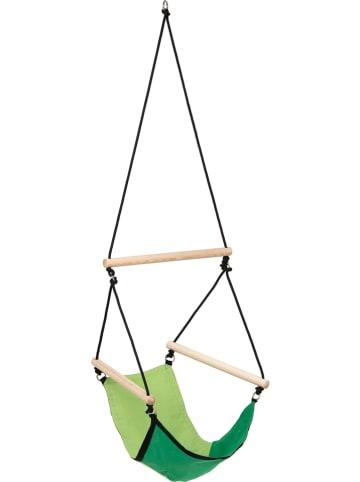 "Amazonas Hangstoel ""Kid's Swinger"" groen - (B)35 x (L)60 cm"
