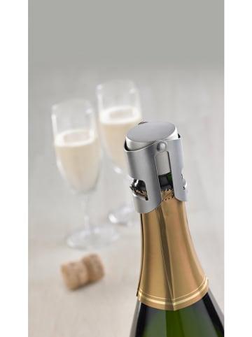 """Steel-Function Korek """"Wine and Dine"""" do szampana - wys. 6 cm"""