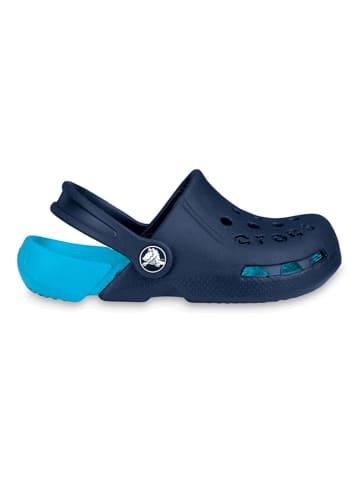 """Crocs Crocs """"Electro"""" donkerblauw/blauw"""
