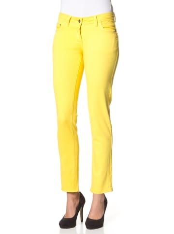 "Million X Jeans ""Victoria"" geel"