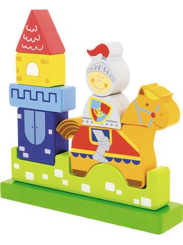 """Ulysse 10-delige magneetpuzzel """"De kleine ridder"""" - vanaf 12 maanden"""