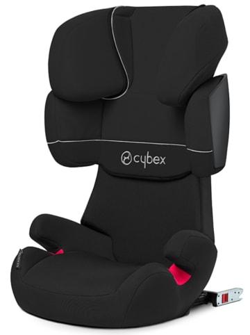 "Cybex Kindersitz ""Solution X-Fix"" in Schwarz - Gruppe 2/3"