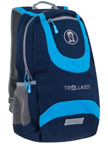 """Trollkids Plecak """"Trollhavn L"""" w kolorze granatowo-błękitnym - 30 x 44 x 16 cm"""