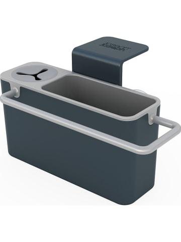 "JosephJoseph Spülorganizer ""Sink Aid"" in Anthrazit/ Grau - (B)19,5 x  (H)11 x (T)13,5 cm"