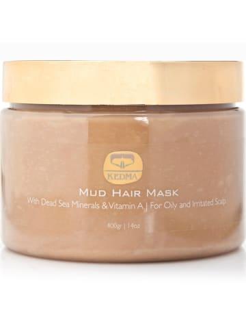 """KEDMA Haarmaske """"Mud Hair Mask"""", 400 g"""