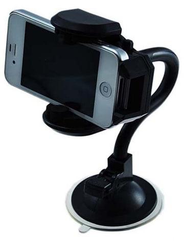 Inki Universalhalterung für Smartphones in Schwarz