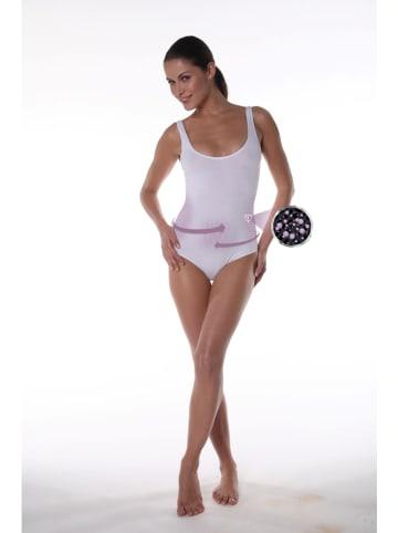 Slimtess Body modelujące w kolorze białym