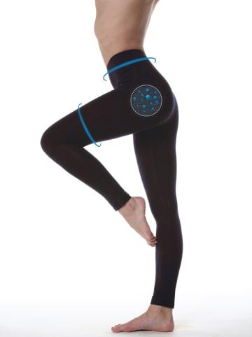 Slimtess Shape-Leggings in Schwarz