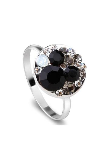 Park Avenue Ring met Swarovski-kristallen
