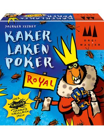 "Drei Magier Spiele Spiel ""Kakerlakenpoker Royal"" - ab 8 Jahren"