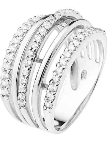 Wishlist Srebrny pierścionek z cyrkoniami