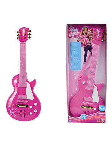 "Simba Rockgitaar ""My Music World - Girls"" - vanaf 4 jaar"