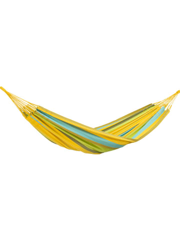 """Amazonas Hangmat """"Colombiana"""" geel/meerkleurig"""