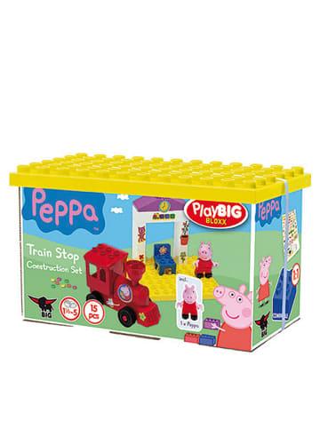"Peppa Pig Zestaw zabawek ""Peppa - Train Stop"" - 18 m+"