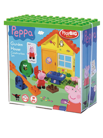 "Peppa Pig Zestaw zabawek ""Peppa - Garden House"" - 18 m+"