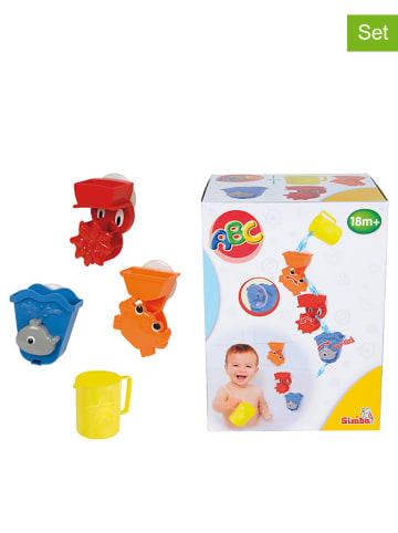 Simba 4-częściowy zestaw zabawek do kąpieli - 18 m+