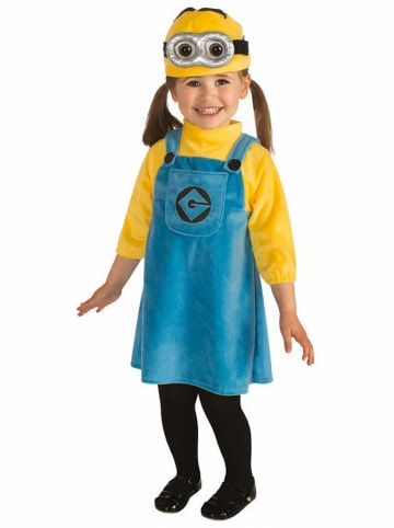 "Rubie`s 3-delig kostuum ""Minion"" blauw/geel"