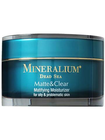 """Mineralium Hydraterende crème """"Matte & Clear"""", 50 ml"""