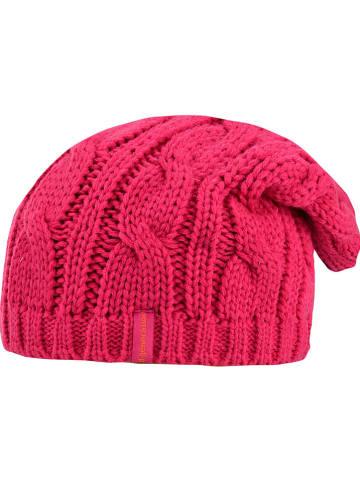 D-generation Czapka w kolorze różowym