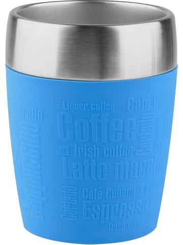 """Emsa Isoleerbeker """"Travel Cup"""" blauw - 200 ml"""