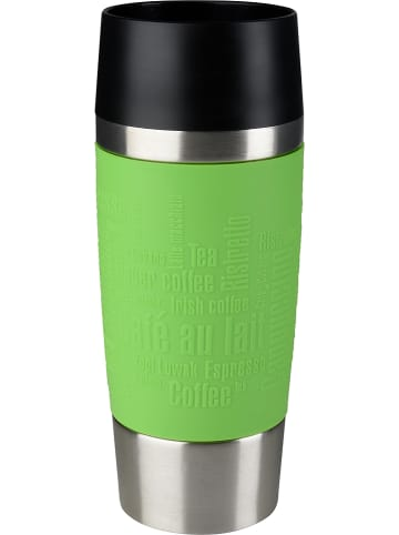 "Emsa Isoleerbeker ""Travel Cup"" groen - 360 ml"