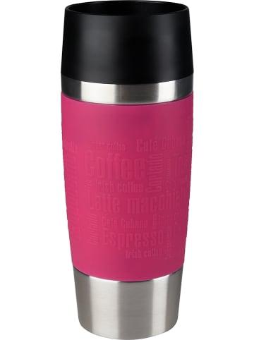 """Emsa Isoleerbeker """"Travel Cup"""" roze - 360 ml"""