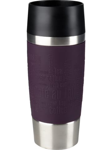 "Emsa Isoleerbeker ""Travel Cup"" paars - 360 ml"