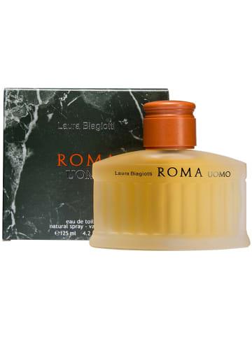 Laura Biagiotti Roma Uomo - eau de toilette, 125 ml