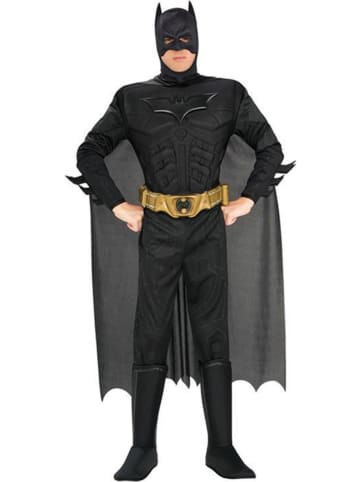 "Rubie`s Kostüm ""Batman"" in Schwarz"