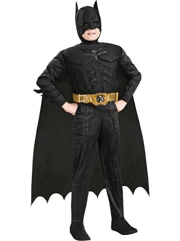 """Rubie`s 4-częściowy kostium """"Batman Deluxe"""" w kolorze czarno-złotym"""