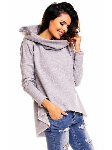 Awama Sweatshirt in Grau