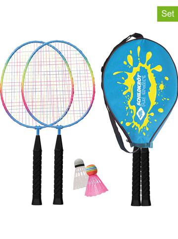 """MTS 5-częściowy zestaw """"Junior"""" w różnych kolorach do gry w badmintona"""
