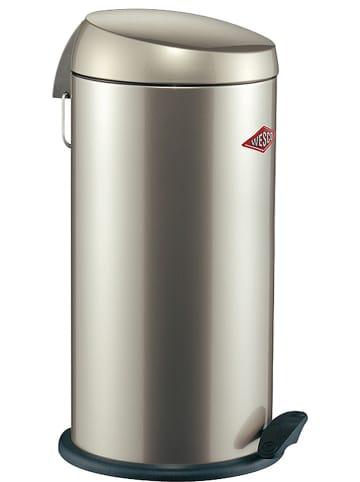 "WESCO Treteimer ""Capboy Maxi"" in Silber - 22 l"