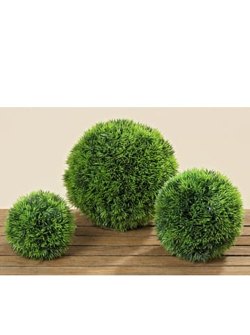 Boltze Dekoracyjna kula w kolorze zielonym - Ø 23 cm