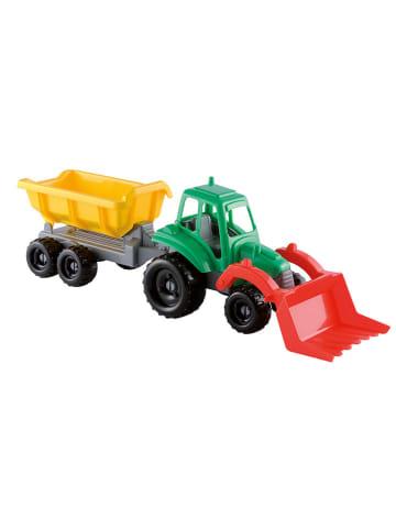 Écoiffier Traktor z przyczepą - 18 m+