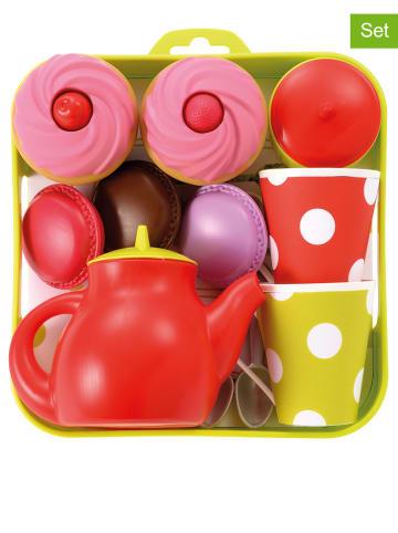 Écoiffier Theeservies met cupcakes - vanaf 18 maanden