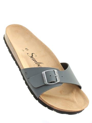 Sunbay Slippers grijs