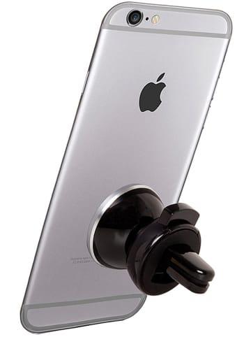 Inki Smartphonehouder voor de autoventilator zwart
