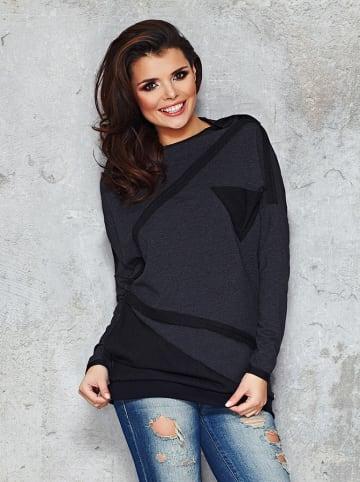 INFINITE YOU Sweatshirt antraciet