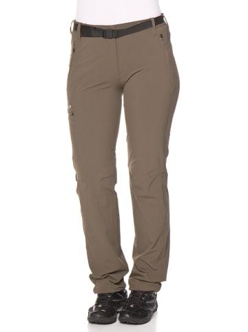 """Regatta Spodnie funkcyjne """"Xert Str II"""" w kolorze khaki"""