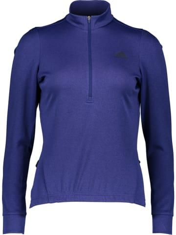 """Adidas Trainingsshirt """"Response LSJSYW"""" in Blau"""