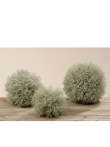 Boltze Dekoracyjna roślina w kolorze zielonym - Ø 25 cm