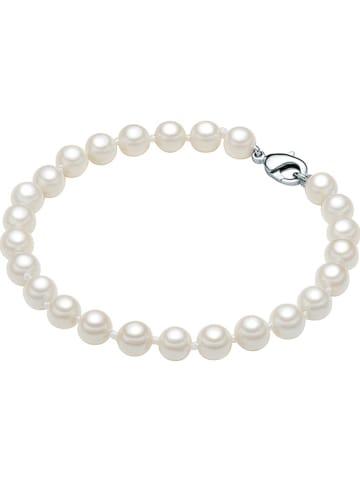 Perldesse Bransoletka perłowa w kolorze białym