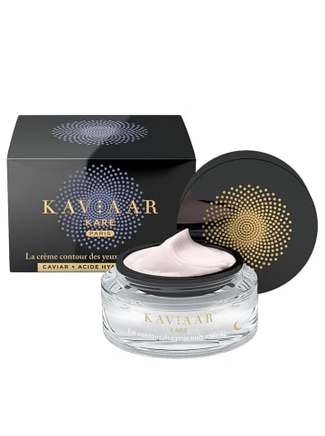 "KAVIAAR KARE Oogcontourserum ""Anti-Âge - Night"", 15 ml"