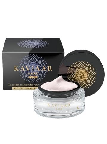 """KAVIAAR KARE Augenkonturcreme """"Anti-Âge - Night"""", 15 ml"""