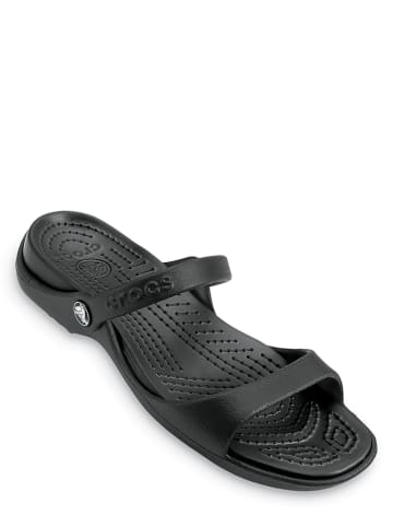 """Crocs Slippers """"Cleo"""" zwart"""