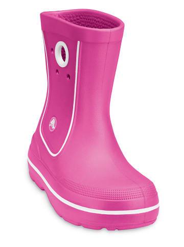 """Crocs Gummistiefel """"Crocband Jaunt"""" in Pink"""