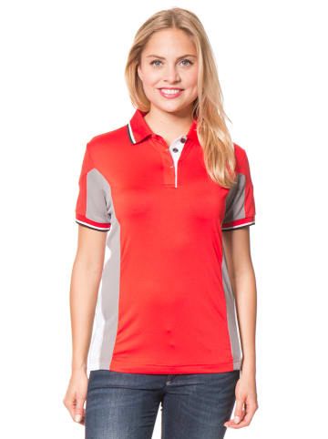 "MARINEPOOL Shirt ""Madison"" rood"