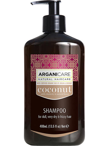 "Argani Care Shampoo ""Coconut - für trockenes Haar"", 400 ml"